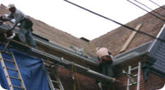Roof construction Roofers Northampton
