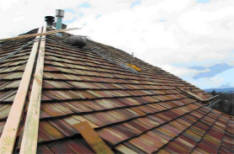 Roof Tiles Roofers Northampton